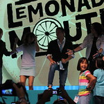 Lemonade Mouth Cast Signing at the Disney Channel Pavilion at the D23 Expo