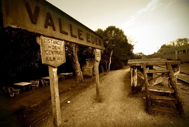 Valle Eden Station