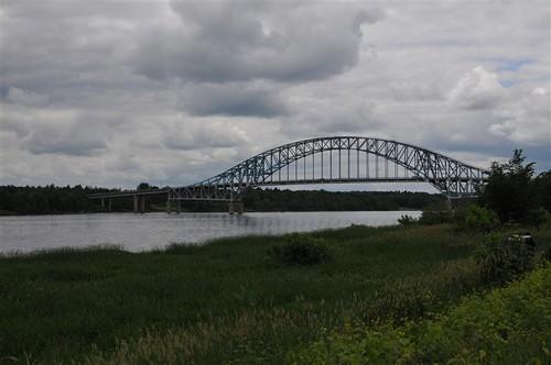 bridge fredericton