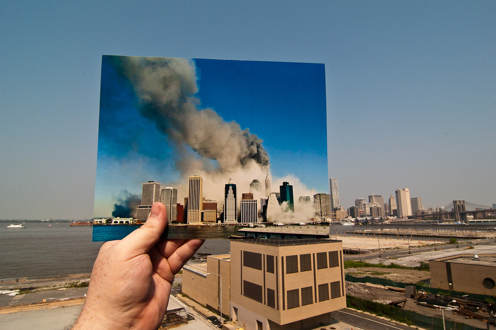 Pictures of world trade center collapse