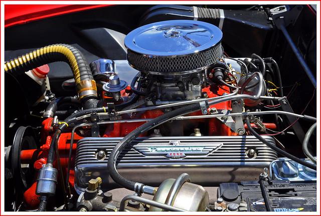 55 Thunderbird V8 Power