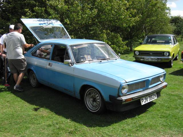 MAY 1974 MORRIS MARINA 1300 SUPER DE LUXE HATCHBACK 1275cc PJV382M