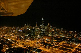 Chicago skyline 08-11-11