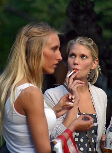 Smoking Girl | by Steffe