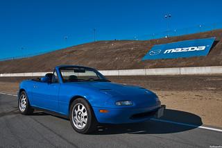 Mazda Parkway | by hushypushy