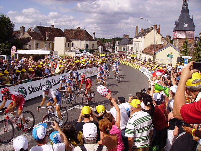 Stage 11 of the 2009 Tour de France, Saint-Fargeau