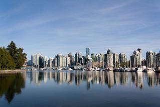 Vancouver Skyline | by domo k.