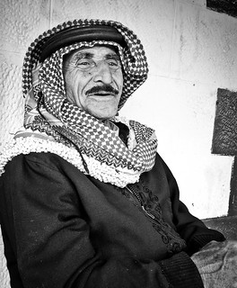 Jordanian old boy | by tomsbiketrip.com