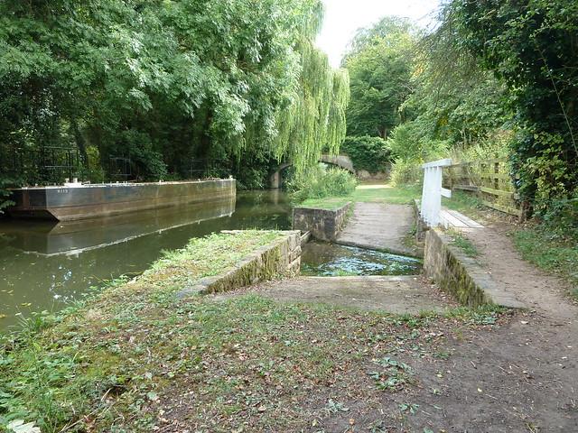 Lady's Bridge Bridge 72 The Wiseton Hall Estate  Chesterfield Canal
