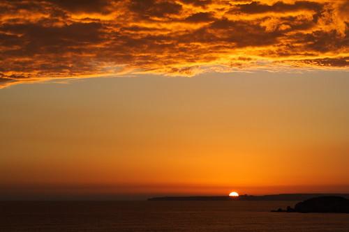 sunset portugal europa europe explore pôrdosol algarve canoneos350d portimão praiadarocha canonefs60mmf28macrousm