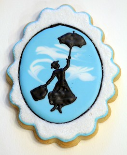 Mary Poppins Cookies | by Sweet Hope Cookies
