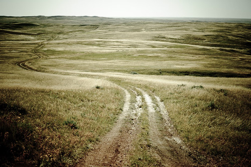 Grasslands National Park, Saskatchewan, Kanada