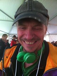 Richard med gröna lurar