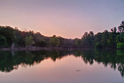 lake sunrise reflections missouri hdr tablerock platinumheartaward crestlodge