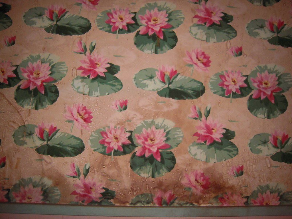 1940 S Lilypad Wallpaper Glorious 1940 S Wallpaper At An E
