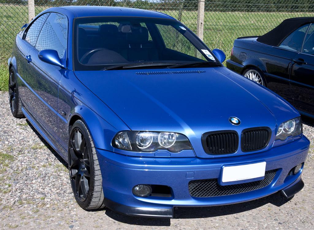 Estoril Blue E46 330ci Clubsport Coupe Duncan Flickr