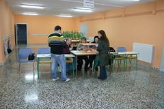 Ciudadano votando en las Elecciones