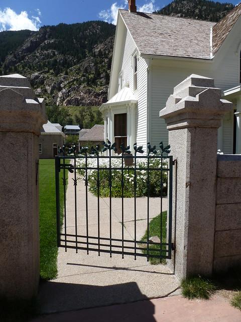 Hamill House Gate