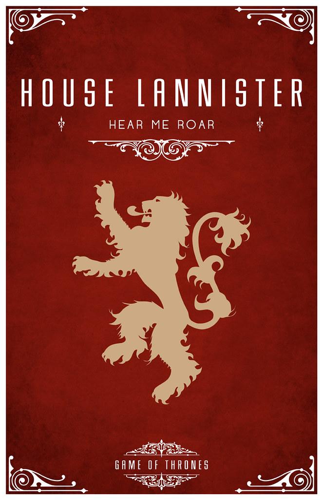 Image result for house lannister flickr