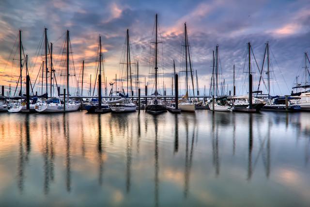 Seabrook Marina - Seabrook, Texas (Explore # 70 / 8-19-11)