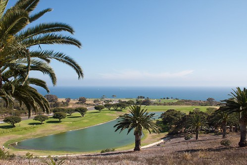 View from Pepperdine University to the coast | by 4nitsirk
