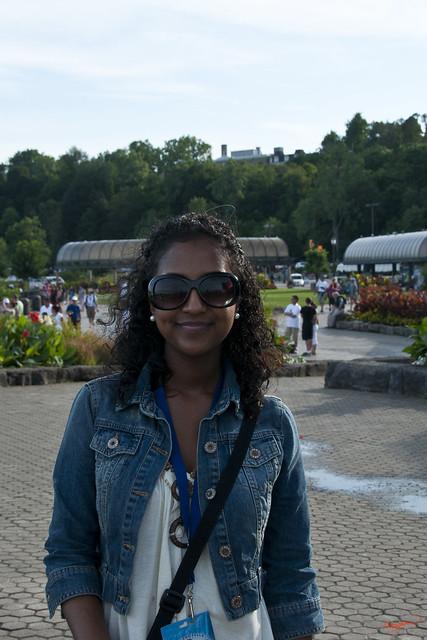 Niagara Falls -  Well now, my pretty....!