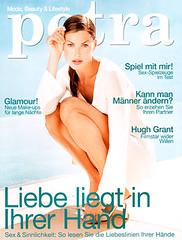 PETRA COVER