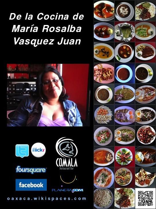 De La Cocina De Maria Rosalba Vasquez Juan Comala Restaur Flickr