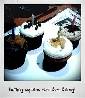 Birthday Cupcakes   by Ketzirah & Art
