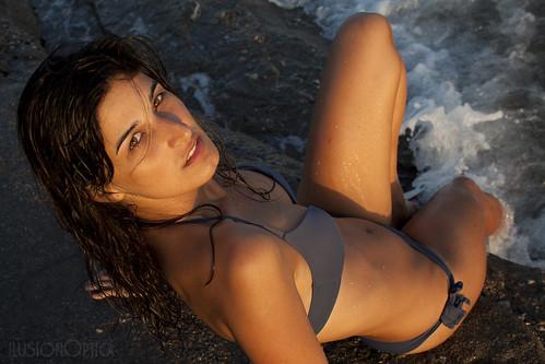 sunset beach girl miguel lady angel atardecer bay afternoon playa bikini alexandra late ilusion almeria sittin escudero ángel optica rosendo ilusionoptica balanegra
