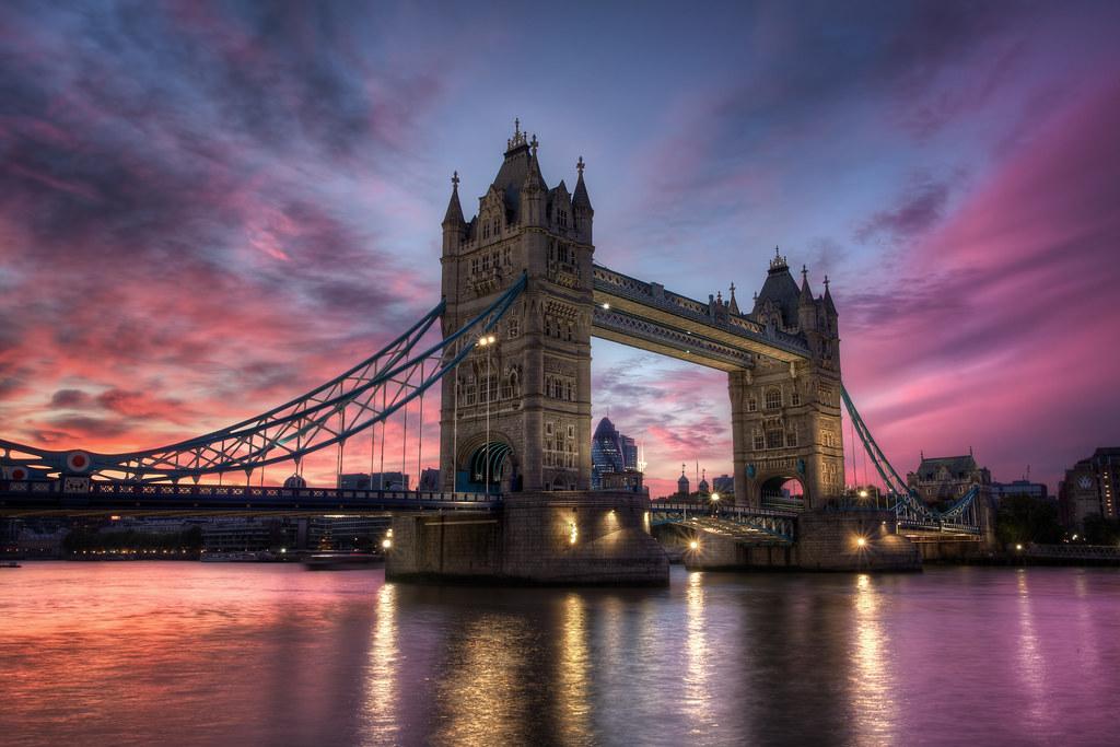Tower Bridge Sunset   TheFella Photography   Twitter   Faceb…   Flickr