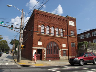 Fire Station No. 6, Martin Luther King, Jr. National Histo ...