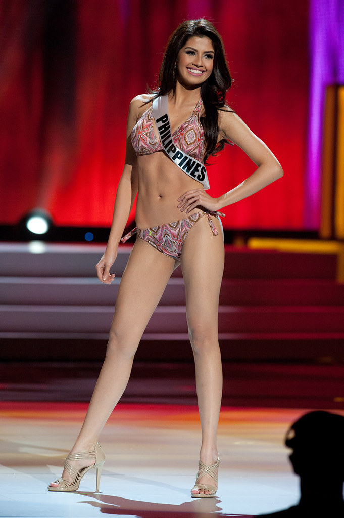MISS UNIVERSE 2011 | Miss Philippines 2011, Shamcey Supsup c… | Flickr