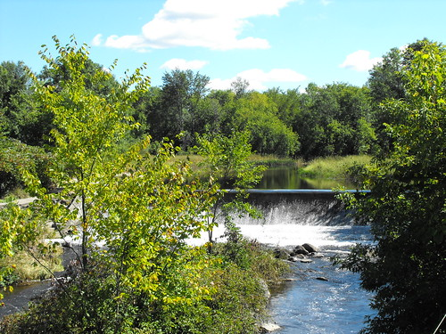 canada river quebec dam qc montérégie athelstan hinchinbrookeriver