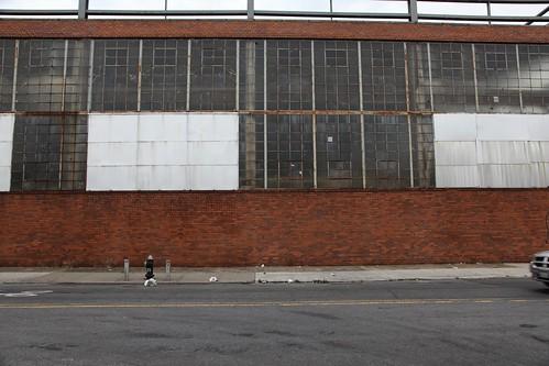N+A Brick Wall #1   by Alexander Rea