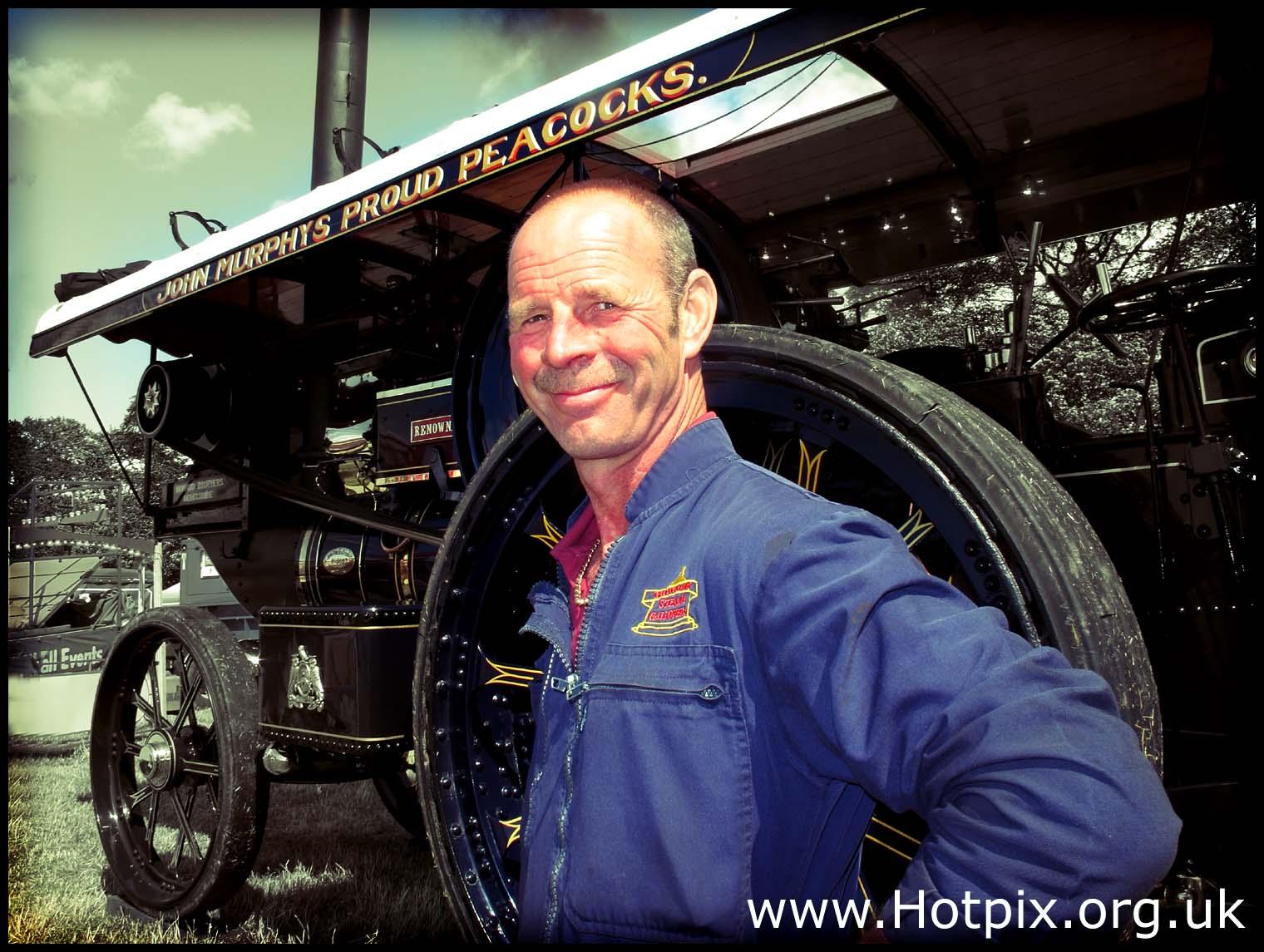 Cheshire,steam,Fair,Fayre,2011,Daresbury,Near,Warrington,Engine,Engines,Fowler,B6,Traction,july,Murphys,proud,Peacocks,UK,England,english,transport