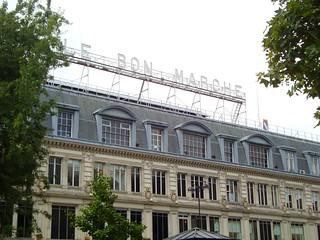 Le Bon Marché | by DolceDanielle