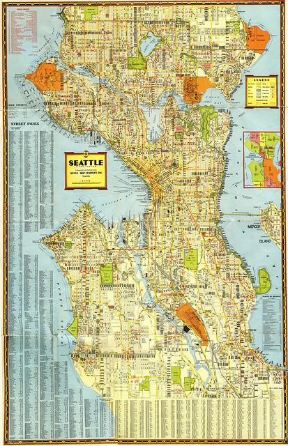 1942 Seattle Roadmap (Kroll)