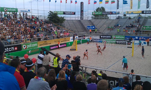 wellComing - Beach volley, Swatch world Tour, Åland | by wellComing