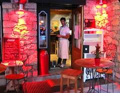 La Grange à Pizzas - Restaurant (Courchevel 1850 - France)