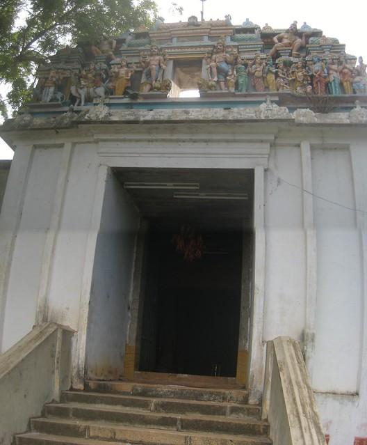 Shiva shrine entrance