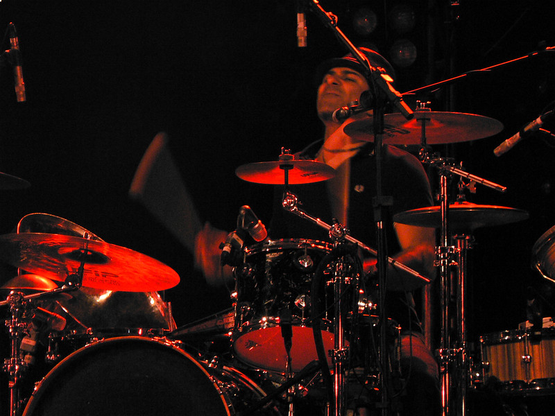 Australian and Maltese drummer and percussionist Nicky Bomba