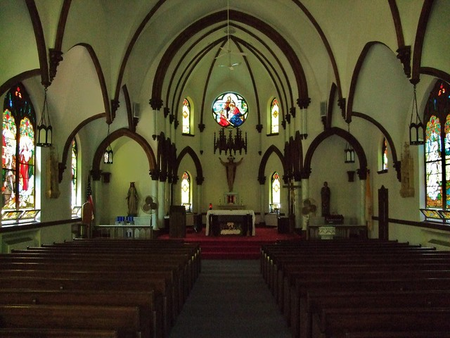 St. Lawrence Catholic Church, Penfield, IL