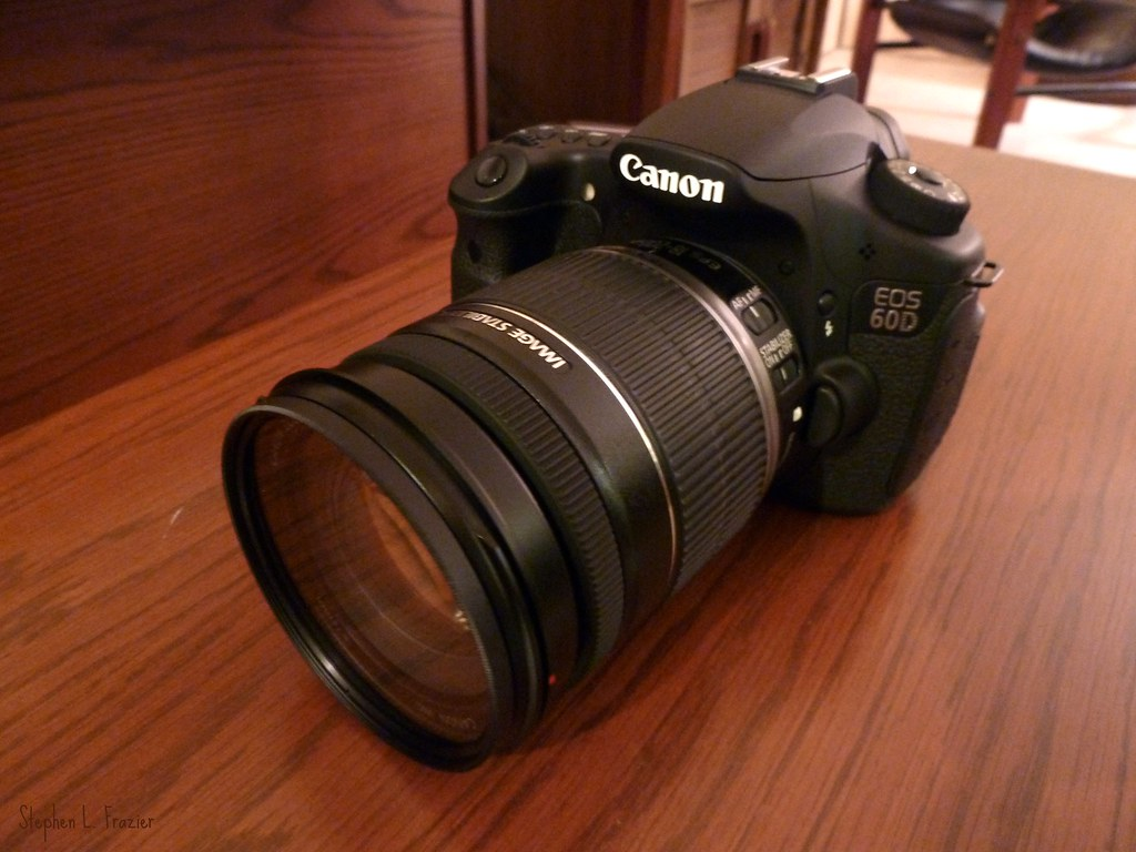 Canon EOS 60D with 18-200mm Lens | Looking for Steve Frazier… | Flickr