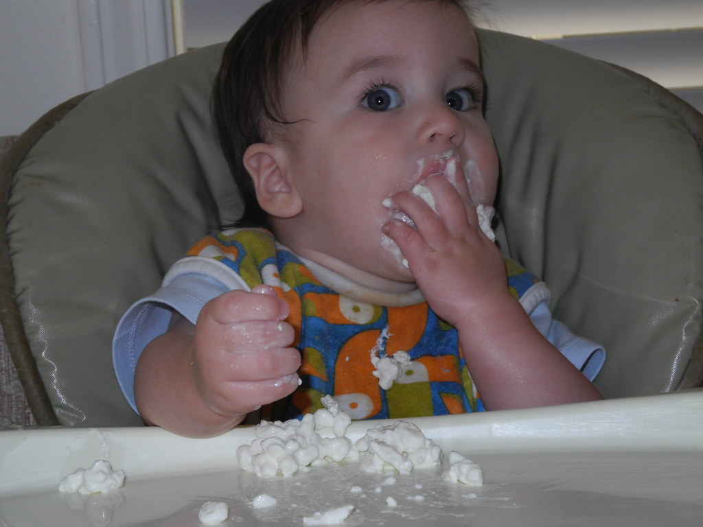 Cottage Cheese!