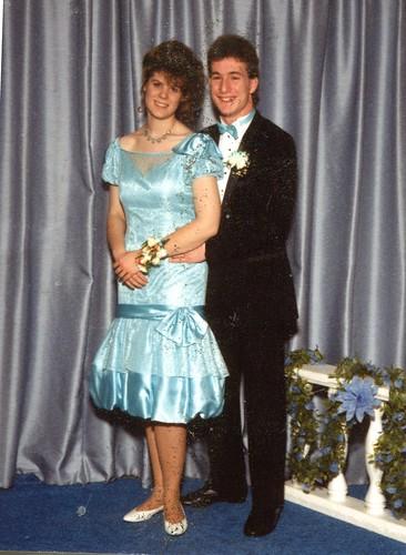 Bill Jr Prom Photo