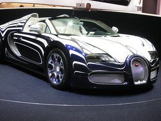 Bugatti Veyron Grand Sport L'Or Blanc | by Autoviva.com