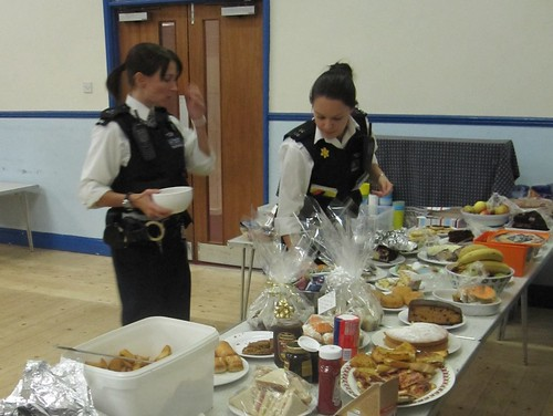 Walthamstow Police Respite Centre: Day Two