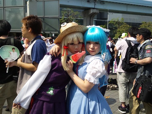 Comiket   by kalleboo