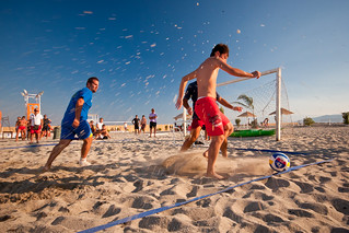 Tocamaro 2011 - Beach Soccer   by Viditu